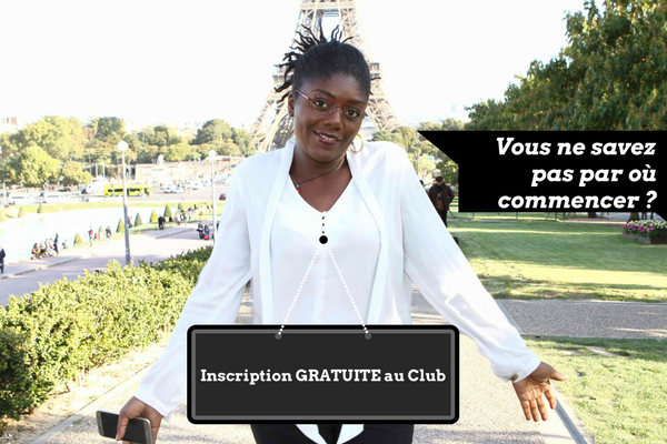 Inscription gratuite au club Femmepreneuse
