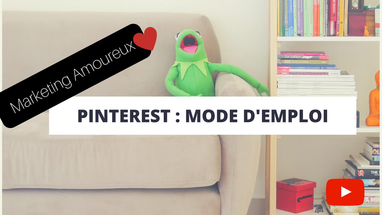 Comment utiliser Pinterest