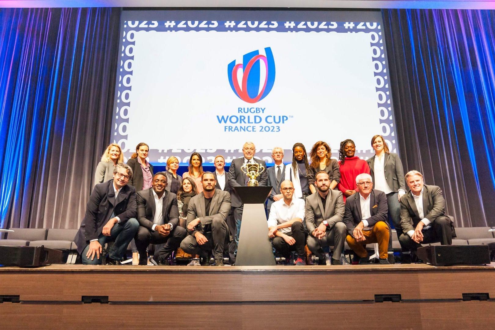 Ambassadrice Coupe du Monde de Rugby 2023