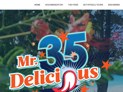 Site Mr Delicious Bar